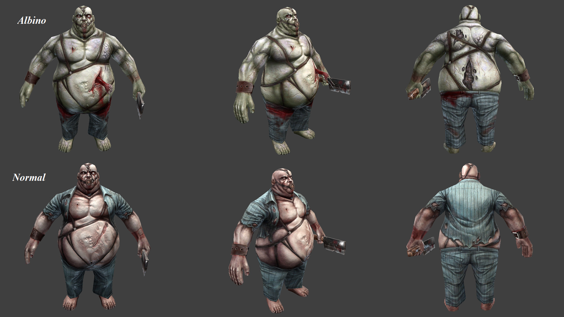 Heavy Zombie Pack