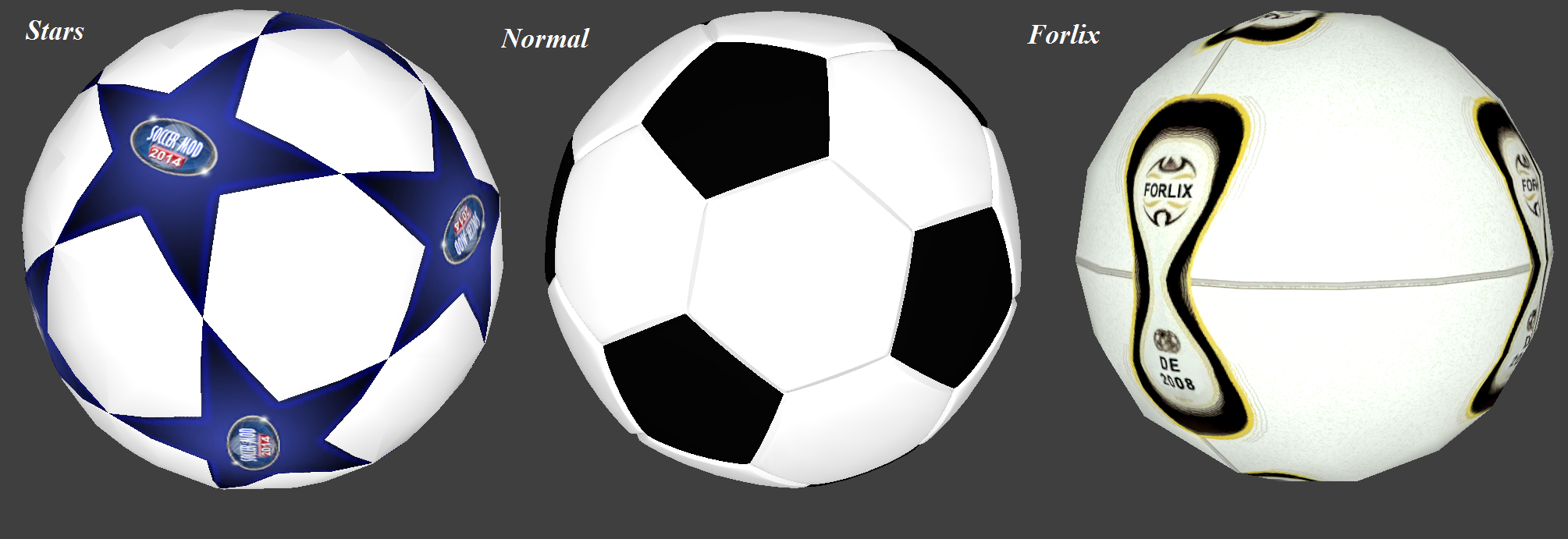 Soccer Ball Pack (Prop)