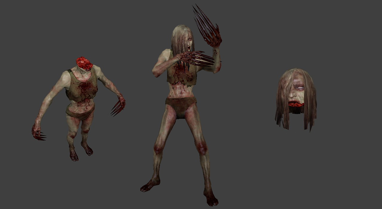 Witch (L4D2 - Decapitation Support)