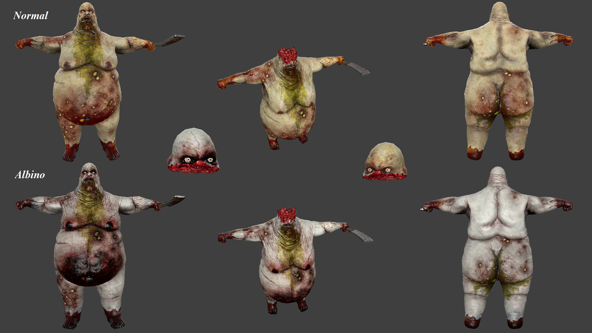 Bloat Pack (Killing Floor - Decapitation Support)