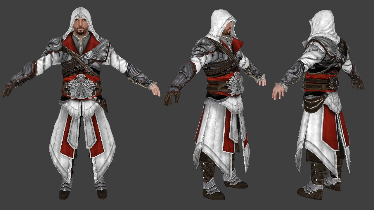 Ezio Auditore da Firenze (Assassin's Creed)
