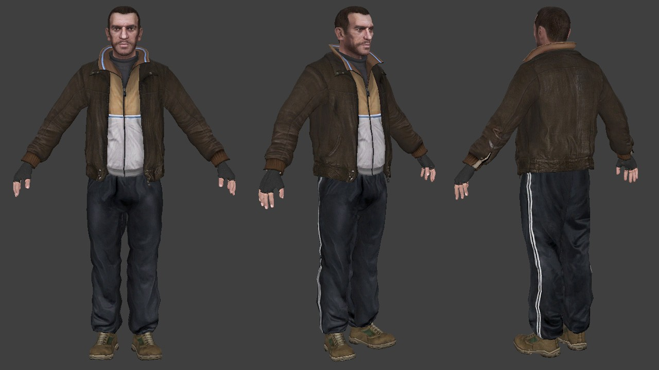 Niko Bellic (GTA IV)