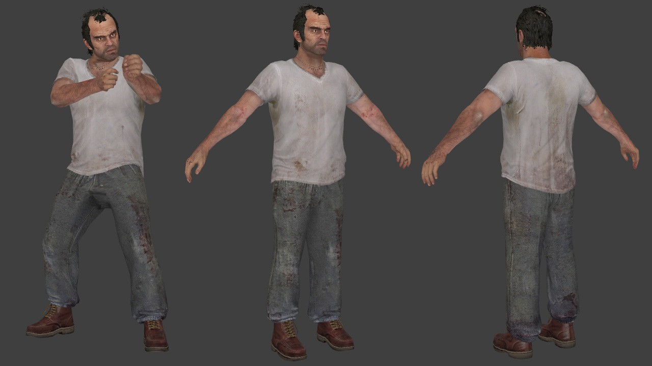 Trevor Philips (GTA V)